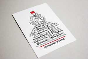 Postkarte Schwälmer Mädchen