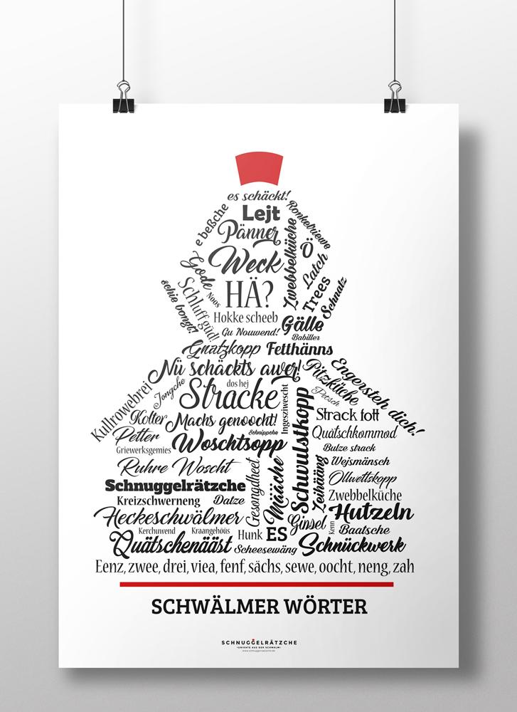 Plakat Schwälmer Mädchen